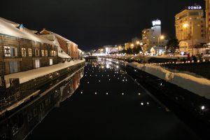 小樽市運河