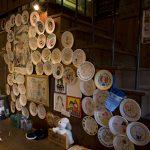 村內店舖亦都有好多手工藝可以比人參與